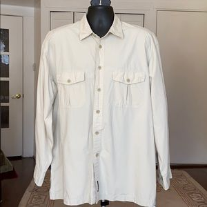 Timberland Performance button up shirt